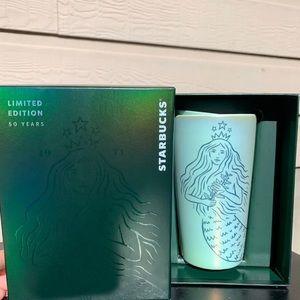 Starbucks 50th Anniversary Tumbler NEW